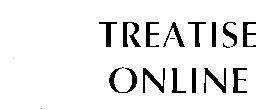 Treatise Online