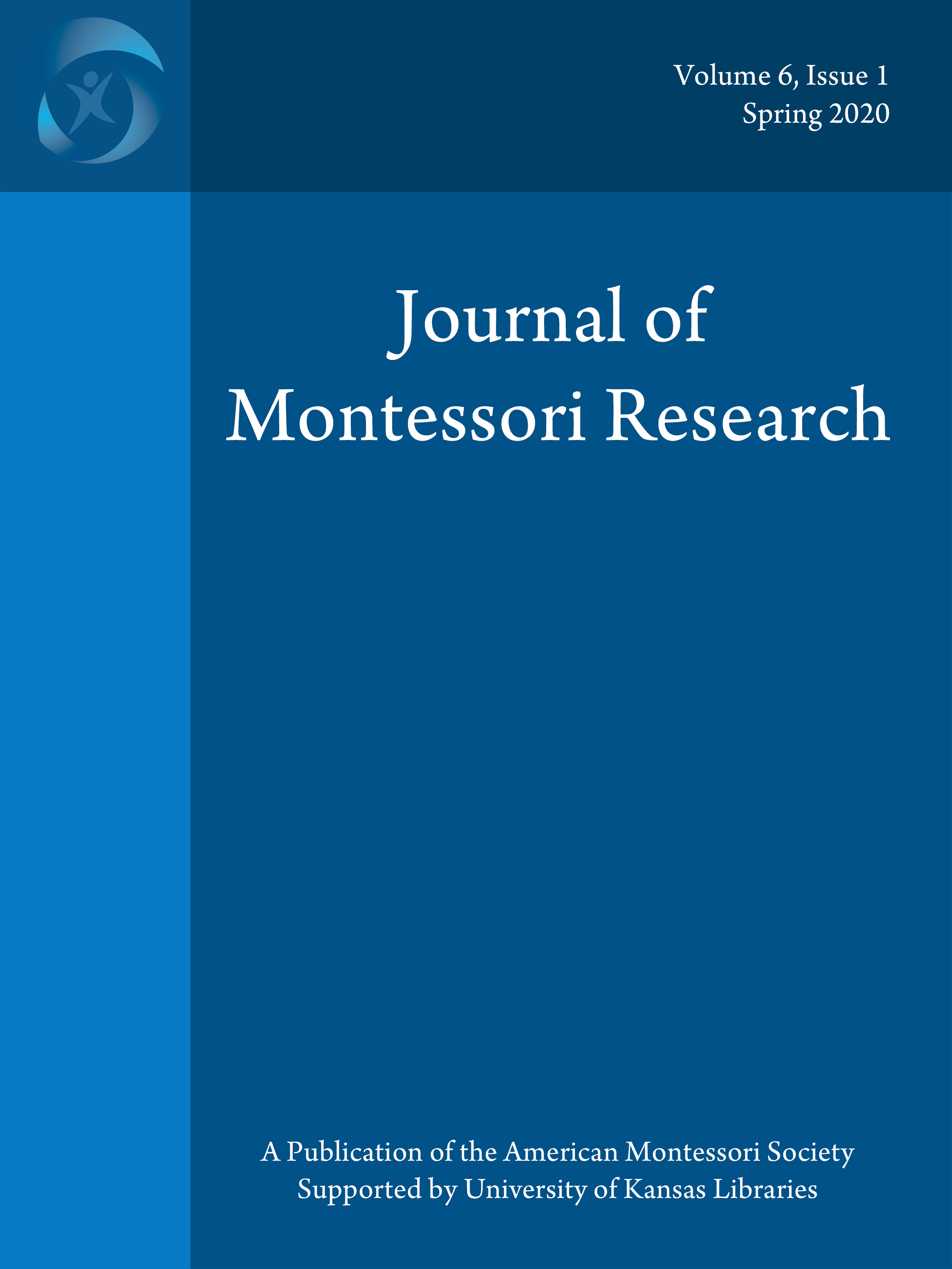 View Vol. 6 No. 1 (2020): Journal of Montessori Research