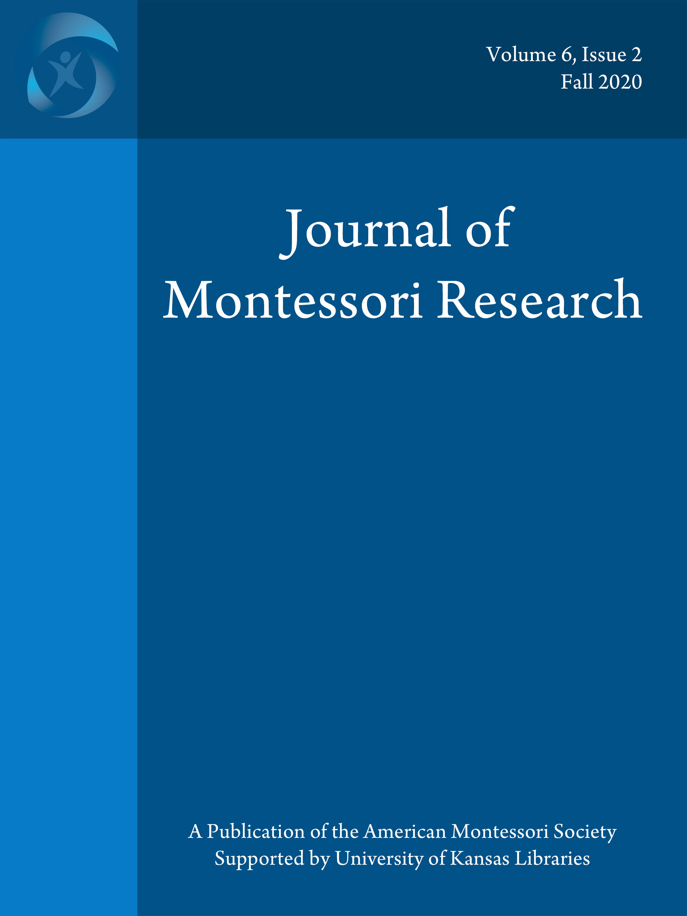 View Vol. 6 No. 2 (2020): Journal of Montessori Research