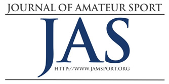 Journal of Amateur Sport logo