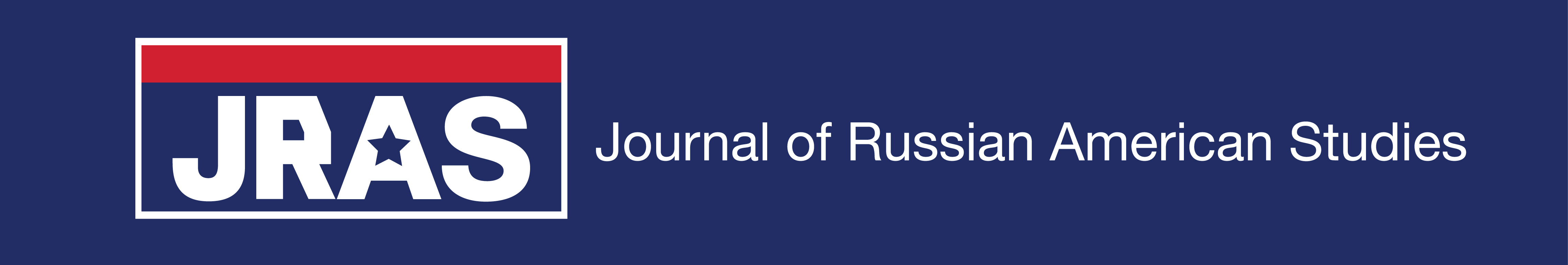 Journal of Russian American Studies logo