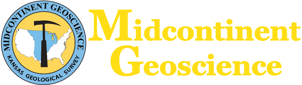 Midcontinent Geosciences journal logo