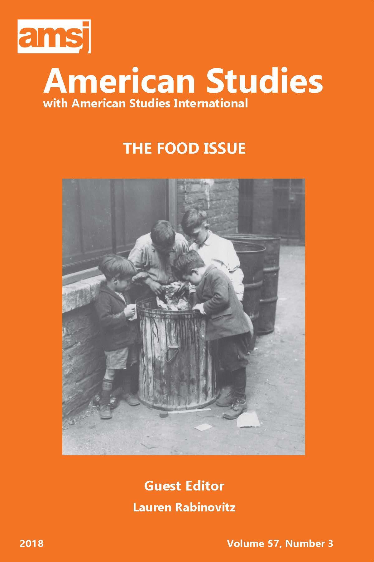 American Studies cover